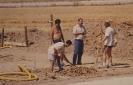 Bau der Plätze 1990_1