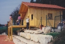 Bau Tennisheim 1993_24