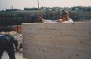 Bau Tennisheim 1993